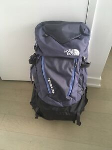 The North Face Terra 55 Backpack in very good shape