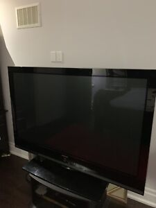 "60"" Samsung Plasma TV 