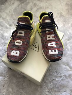 Adidas x Pharrell NMD multi Color AC7360 size 11us
