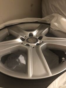 Mercedes-Benz E-Class Winter Tires/Rims OEM Pirelli