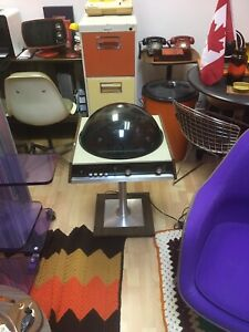 Viking Space Age Turntable No speakers