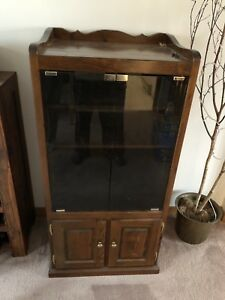 Stereo unit / TV stand, 50H x 24W x19L
