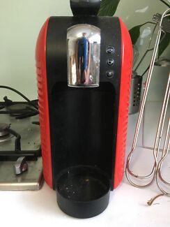 Aldi coffee pod machine