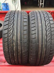 G 35 infinity front 18 inch tires new