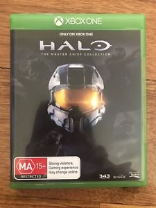 Halo Master Chief Colletion