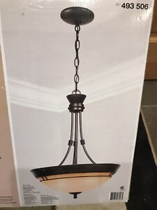 Pendant light fixture / Chandelier