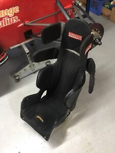 Kirkey race car seat