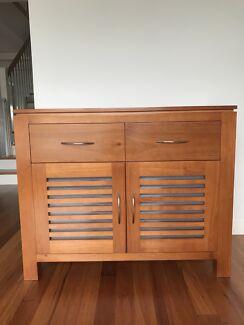 Modern Timber Buffet