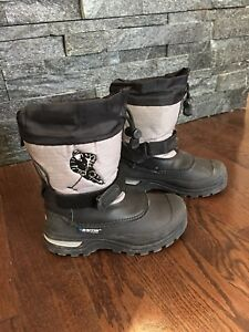 Boys Size 12 Baffin Winter Boots