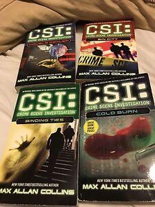 CSI Novels