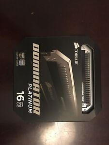 Corsair Dominator Platinum memory!!