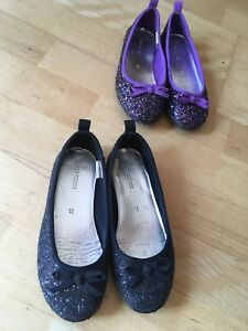 Sparkly shoes size 12
