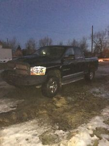 2006 Dodge Ram Laramie 2500 Cummings