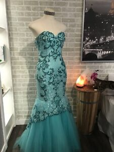 Sherri Hill Grad dress, mermaid