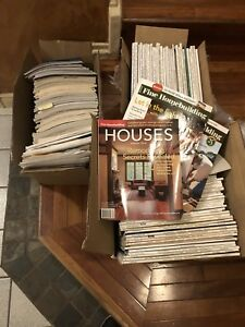 Fine homebuilding magazines - 25 years worth