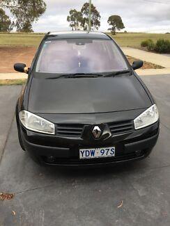 2005 Renault Megane sale or swap