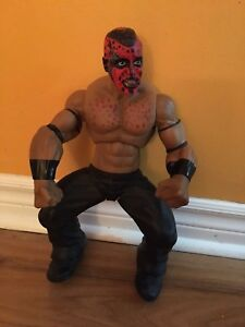 """Wwe figures and ring giant """"the boogeyman"""""""