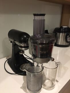 KitchenAid slow juicer ksm 1ja