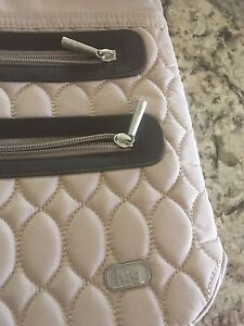 Brand new, never been used LUG canter collection diaper bags