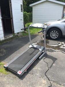 Tapis roulant à exercice