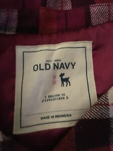 Old Navy Jackets - Girls size M (7/8)