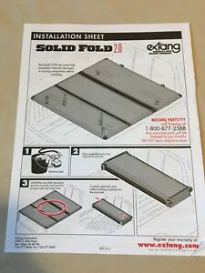 Extang solid fold 2.0 for Ram 1500