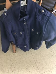 Boys Size 10 Fall Jacket Never Worn