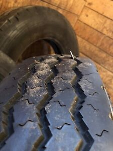 4 NEVER USED MICHELIN MOTORHOME TIRES 8R 19.5 XRA