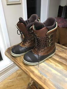 Burton limited edition Ox snowboard boots