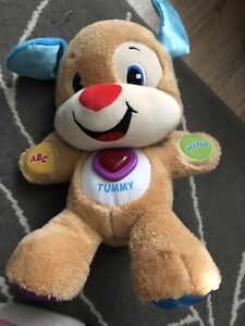 Fisher price learning puppy- brand new no box