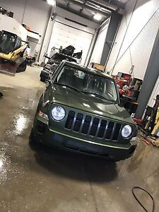 09' Jeep Patriot