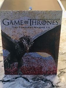 Game of Thrones On Blue Ray