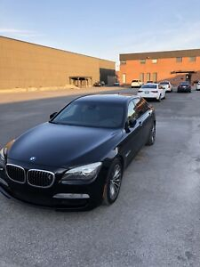 Bmw 750 parts 2009 to 2012