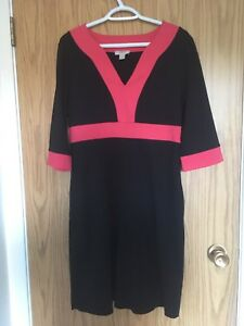 Anne Taylor Loft dress, women's size 8
