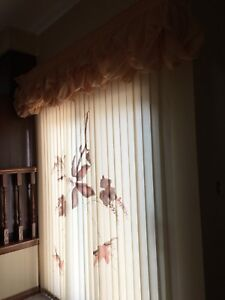Vertical Blinds -Excellent condition
