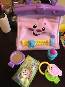 Fisher Price Laugh & Learn Purse