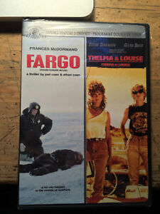 Fargo and Thelma & Louise two DVD combo