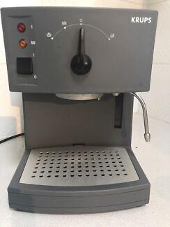 Krups Old School Espresso Machine