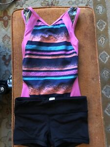 Iviva gymnastic suit size 6