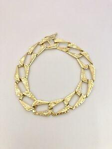 Beautiful 10K Gold Bracelet $799