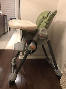 Sold - High chair