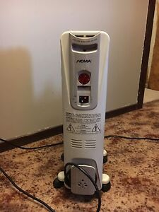 (Sold PPU) 1500w Oil-Filled Heater