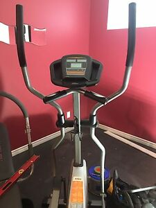 Tempo Fitness Elliptical