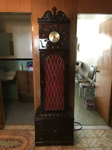 Old grand father clock