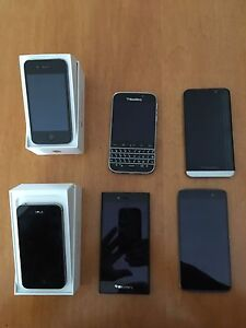 Phones for Sale all locked