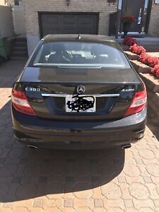 2010 Mercedes-Benz C300 4 Matic