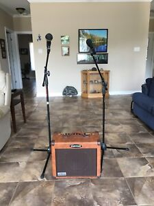 Amp and accessories