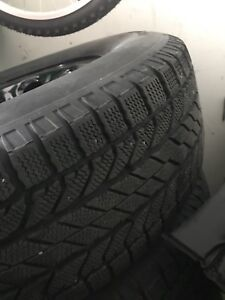 "265/70r17 bfg winter slolom on gm oem 17"" rims"