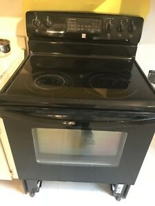 Kenmore stove and fridge