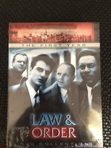 Law and Order: The First Year DVD Collection